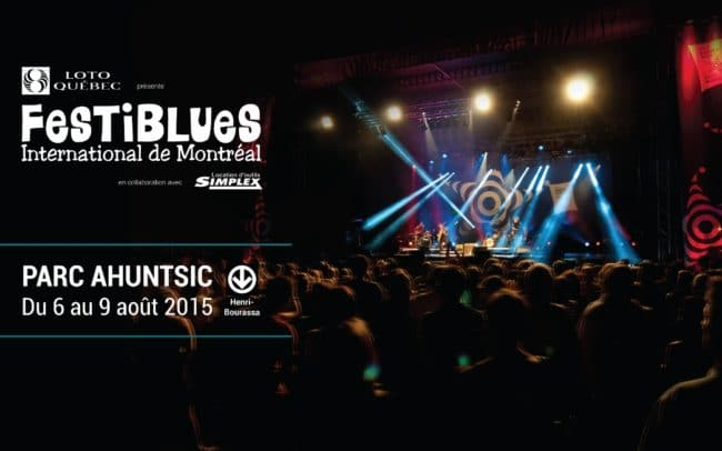 FestiBlues International de Montréal